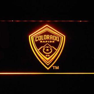 Colorado Rapids neon sign LED