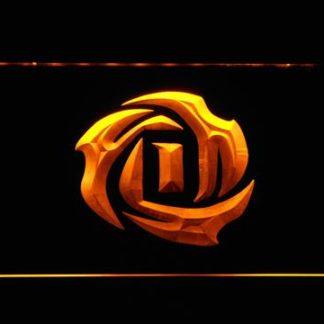 New York Knicks Derrick Rose Logo neon sign LED