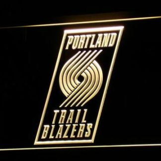 Portland Trail Blazers neon sign LED