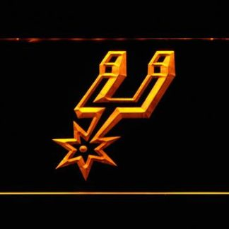 San Antonio Spurs Spur Icon neon sign LED