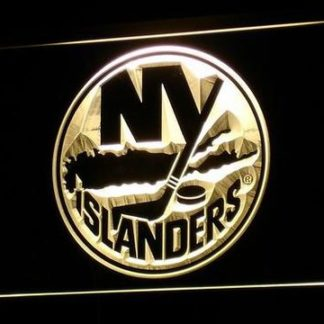 New York Islanders neon sign LED