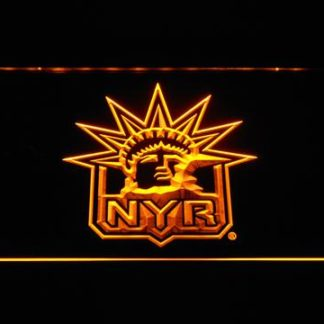 New York Rangers Liberty - Legacy Edition neon sign LED