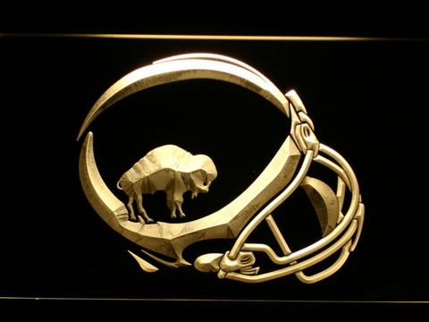 Buffalo Bills 1965-1973 Helmet - Legacy Edition neon sign LED