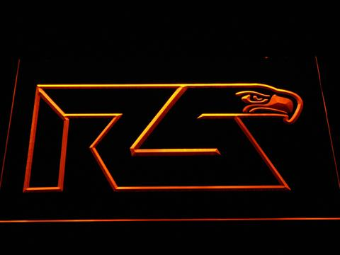 Seattle Seahawks Richard Sherman Logo neon sign LED
