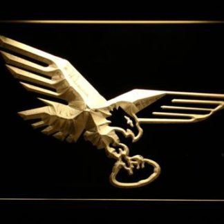 Philadelphia Eagles 1969-1972 - Legacy Edition neon sign LED