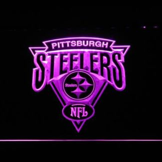 Pittsburgh Steelers Triangle Logo neon sign LED