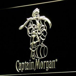 Captain Morgan neon sign LED