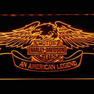 Harley Davidson American Legend neon sign LED