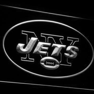 New York Jets neon sign LED