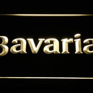 Bavaria neon sign LED