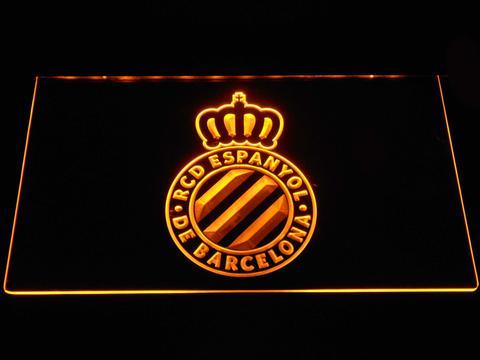 RCD Espanyol neon sign LED