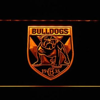 Canterbury-Bankstown Bulldogs neon sign LED