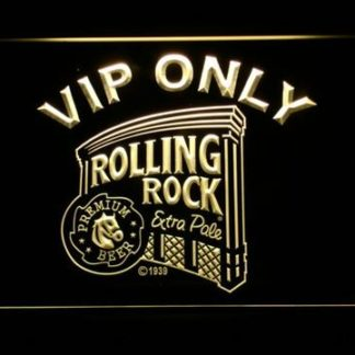 Rolling Rock VIP Only neon sign LED