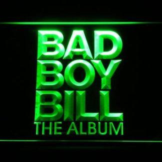 Bad Boy Bill neon sign LED