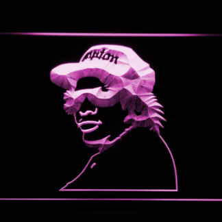 Eazy E neon sign LED