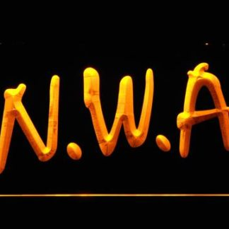 NWA neon sign LED