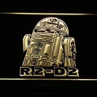 Star Wars R2-D2 neon sign LED