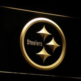 Pittsburgh Steelers Logo neon sign LED