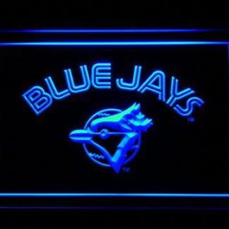 Toronto Blue Jays 2008-2010 Jersey Logo - Legacy Edition neon sign LED
