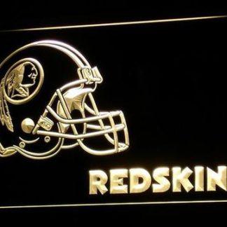Washington Redskins neon sign LED