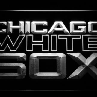 Chicago White Sox 2 neon sign LED
