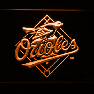 Baltimore Orioles 1995-1997 - Legacy Edition neon sign LED