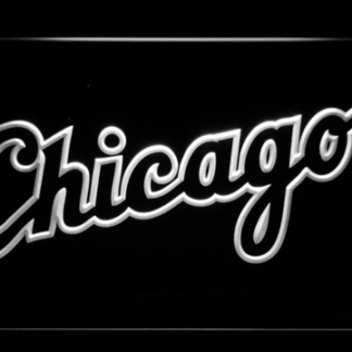 Chicago White Sox 4 neon sign LED