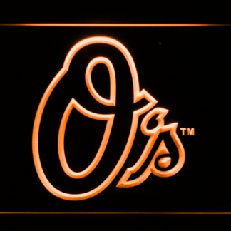 Baltimore Orioles 2 neon sign LED