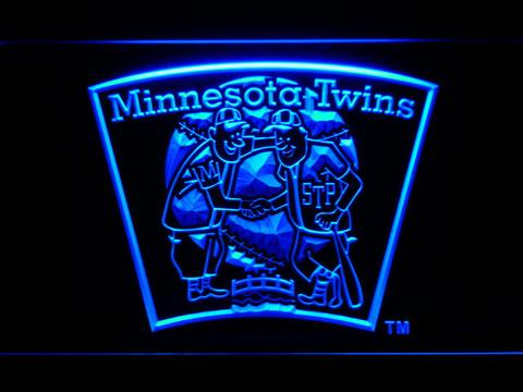 Minnesota Twins 4 neon sign LED