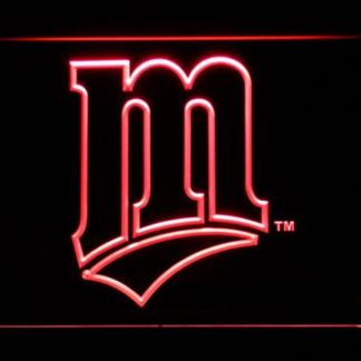 Minnesota Twins 6 neon sign LED