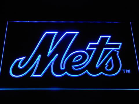 New York Mets Text neon sign LED
