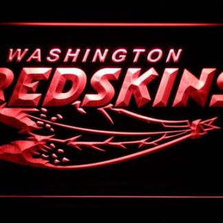 Washington Redskins 2002-2004 - Legacy Edition neon sign LED