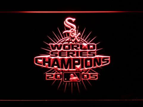 Chicago White Sox 2005 Champion Logo B - Legacy Edition neon sign LED