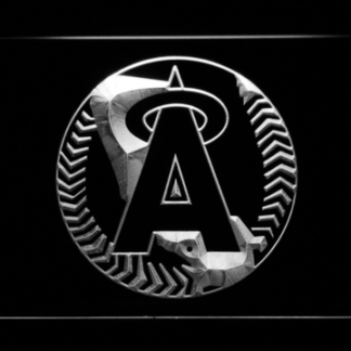 Los Angeles Angels of Anaheim 1986-1992 Logo - Legacy Edition neon sign LED