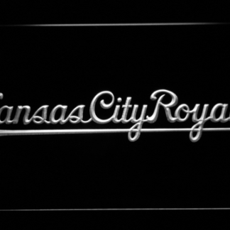 Kansas City Royals 1969-2001 - Legacy Edition neon sign LED