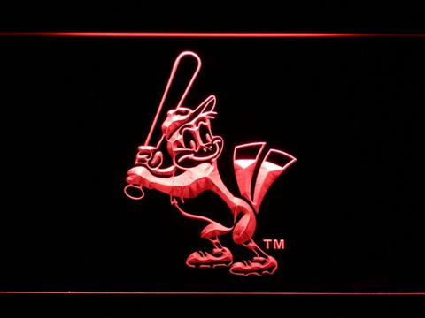 Baltimore Orioles 2002-2003 - Legacy Edition neon sign LED