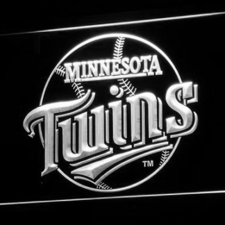 Minnesota Twins 5 neon sign LED