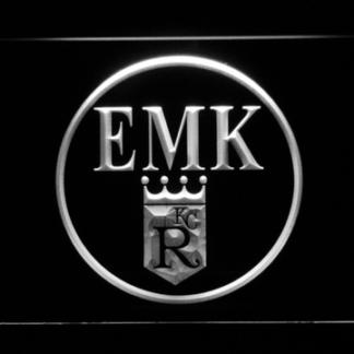 Kansas City Royals EMK Memorial Logo - Legacy Edition neon sign LED