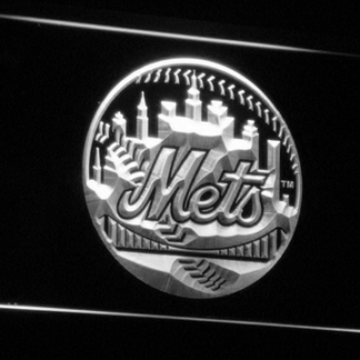 New York Mets neon sign LED