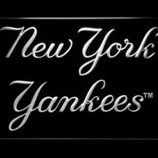 New York Yankees 3 neon sign LED