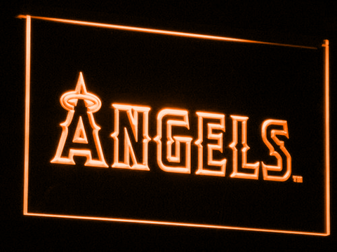 Los Angeles Angels of Anaheim neon sign LED