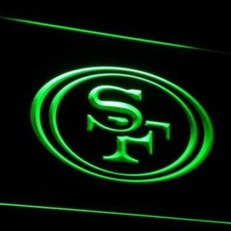 San Francisco 49ers Logo neon sign LED