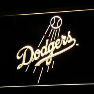 Los Angeles Dodgers neon sign LED