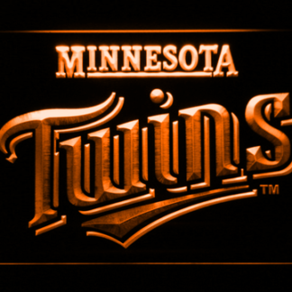 Minnesota Twins 7 neon sign LED