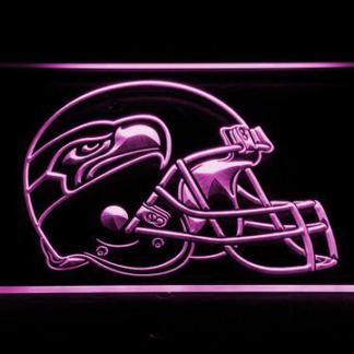 Seattle Seahawks Helmet neon sign LED