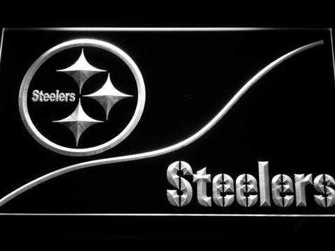 Pittsburgh Steelers Split neon sign LED