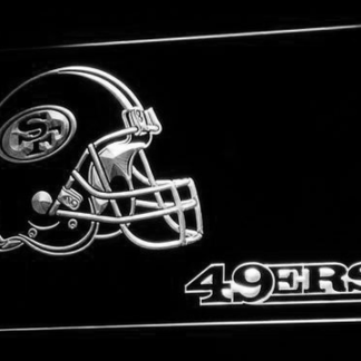 San Francisco 49ers neon sign LED