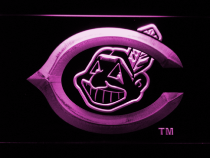 Cleveland Indians 1954-1957 - Legacy Edition neon sign LED