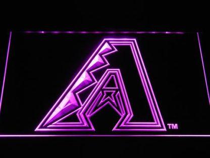 Arizona Diamondbacks A Logo neon sign LED