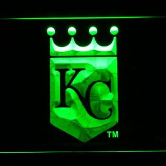 Kansas City Royals Logo neon sign LED
